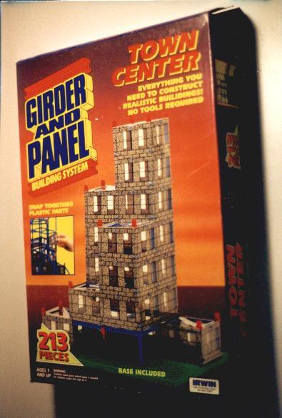 Girder And Panel